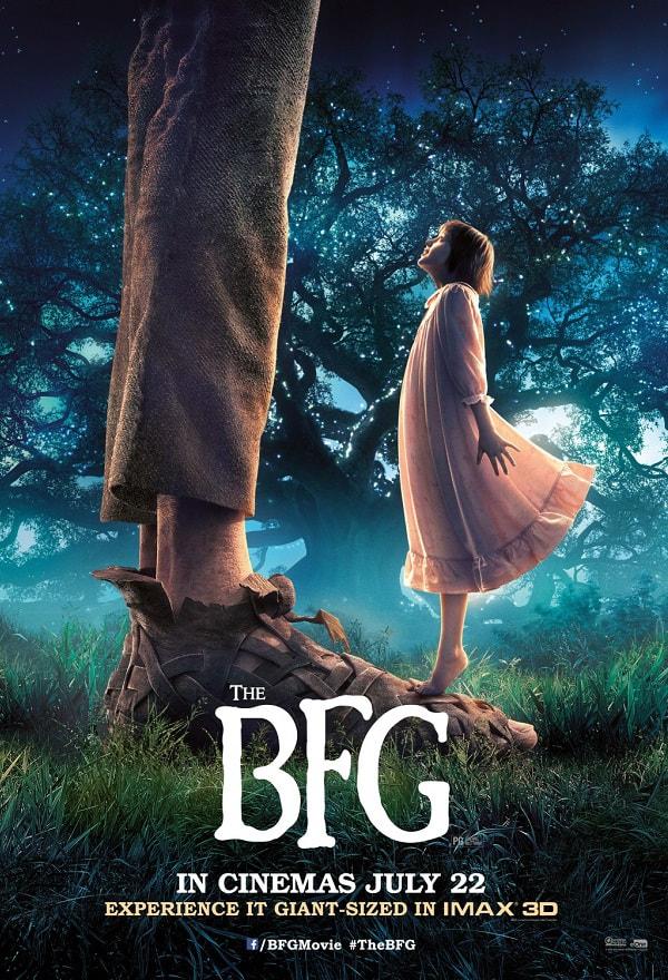 Bfg Dvd Cover: Movie News & Review