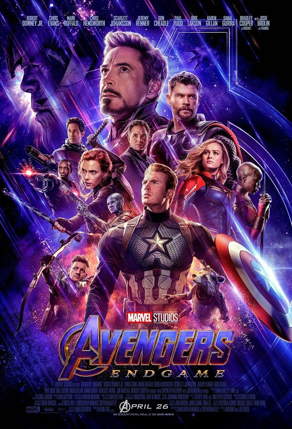 Avengers-Endgame-movie-2019-poster