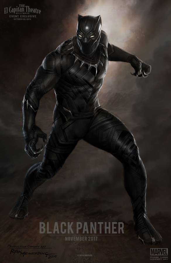 Black-Panther-movie-2018-poster