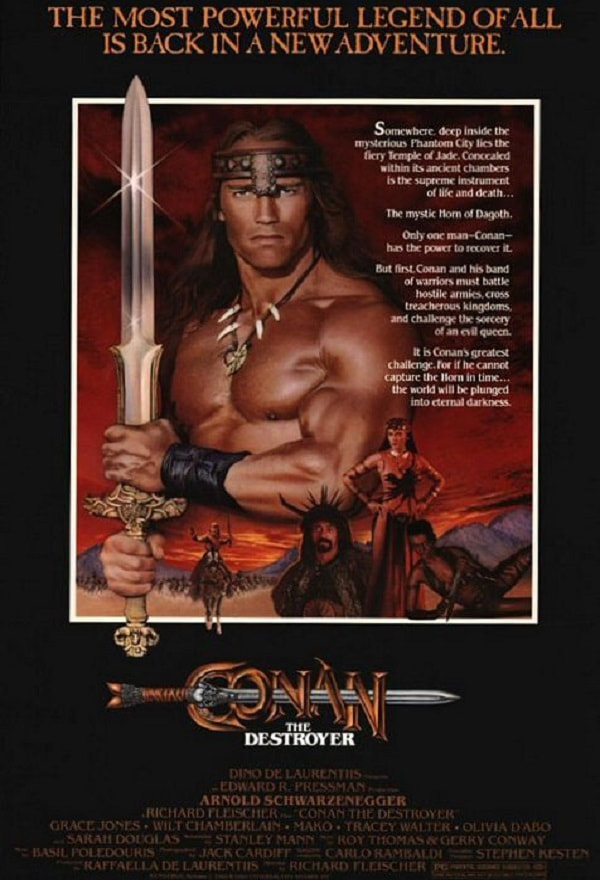 Conan-The-Destroyer-movie-1984-poster