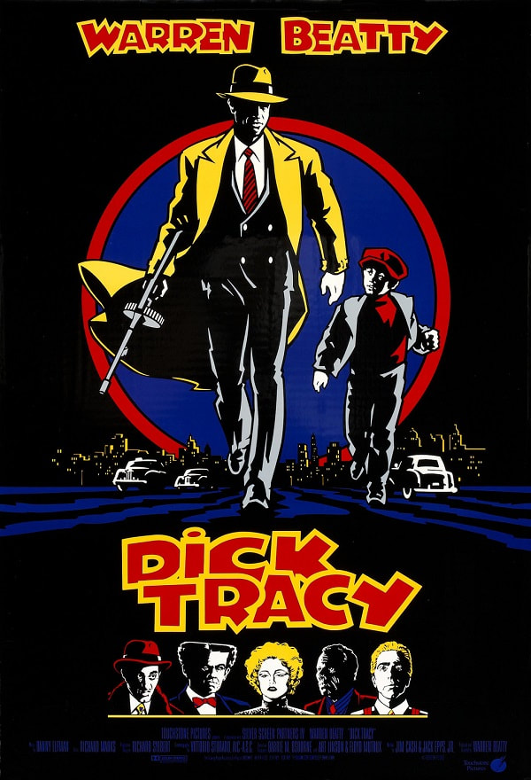 Dick-Tracy-movie-1990-poster