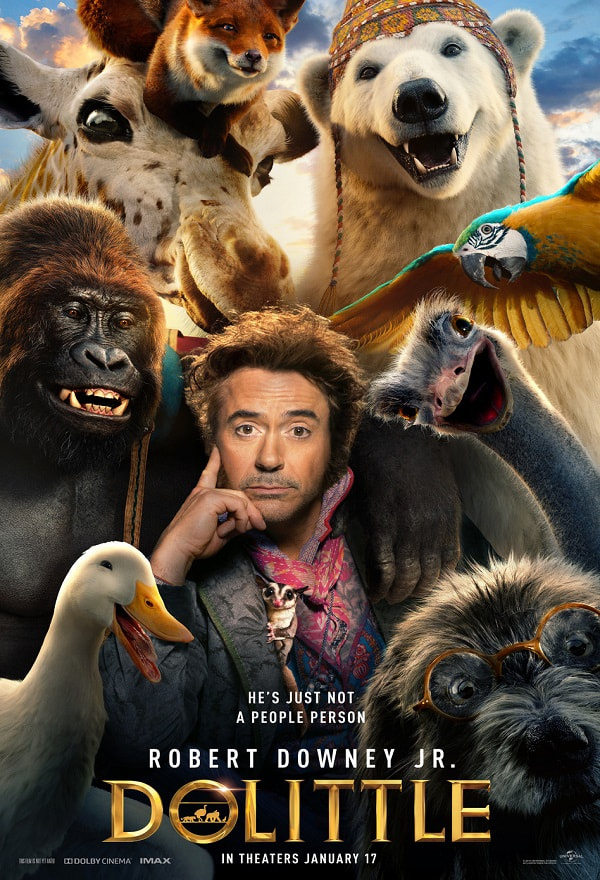 Dolittle-movie-2020-poster