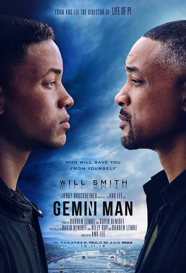 9 movie 2019 review Gemini Man 2019 Movie News Review Pop Movee Its