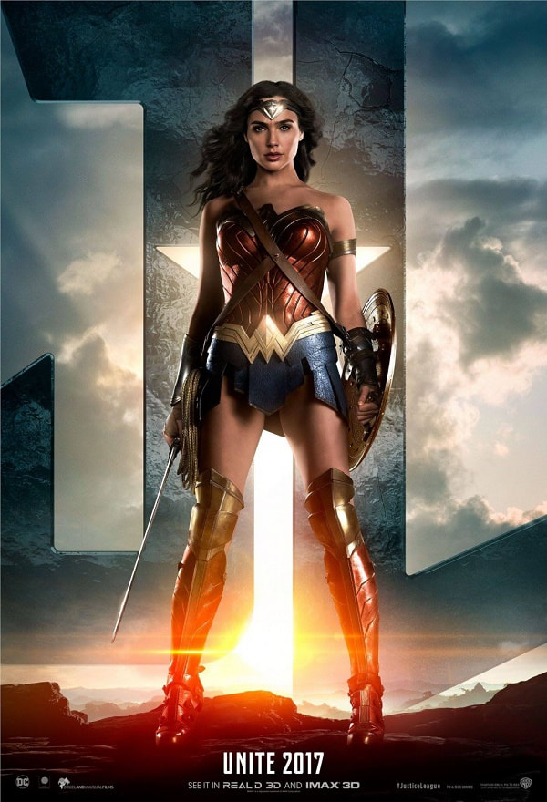 Justice-League-movie-2017-Wonder-Woman-poster