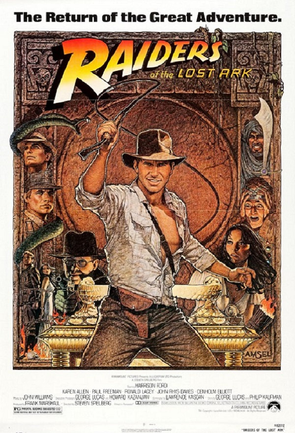 Raiders-of-the-Lost-Ark-movie-1981-poster