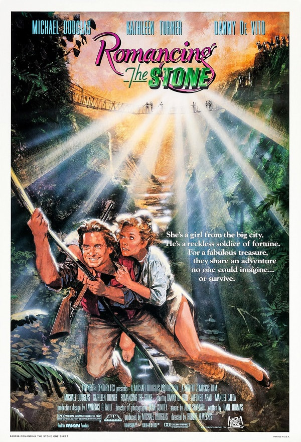 Romancing-The-Stone-movie-1984-poster