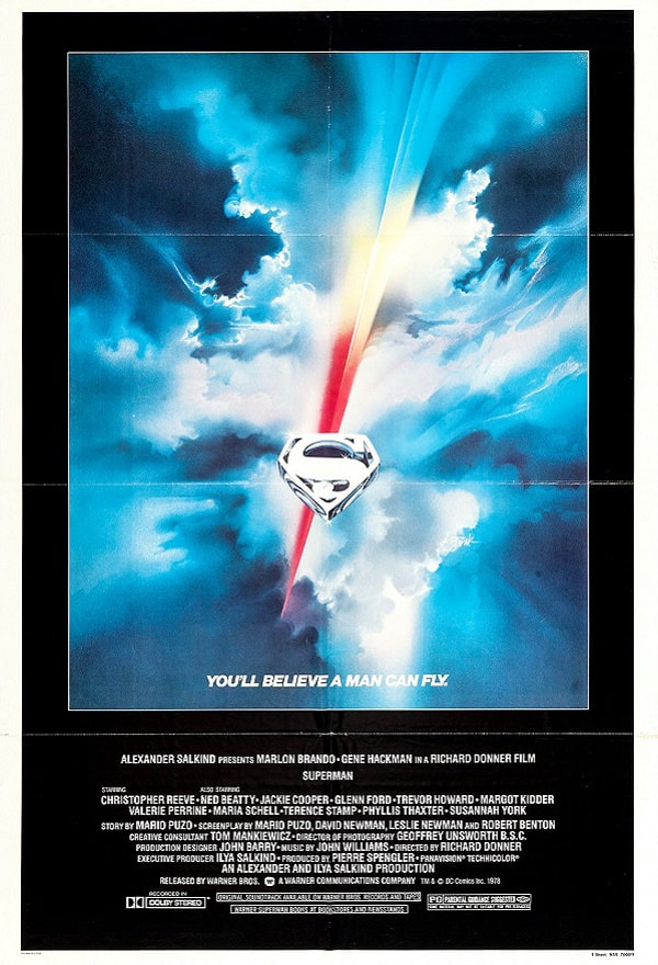 Superman-The-Movie-movie-1978-poster