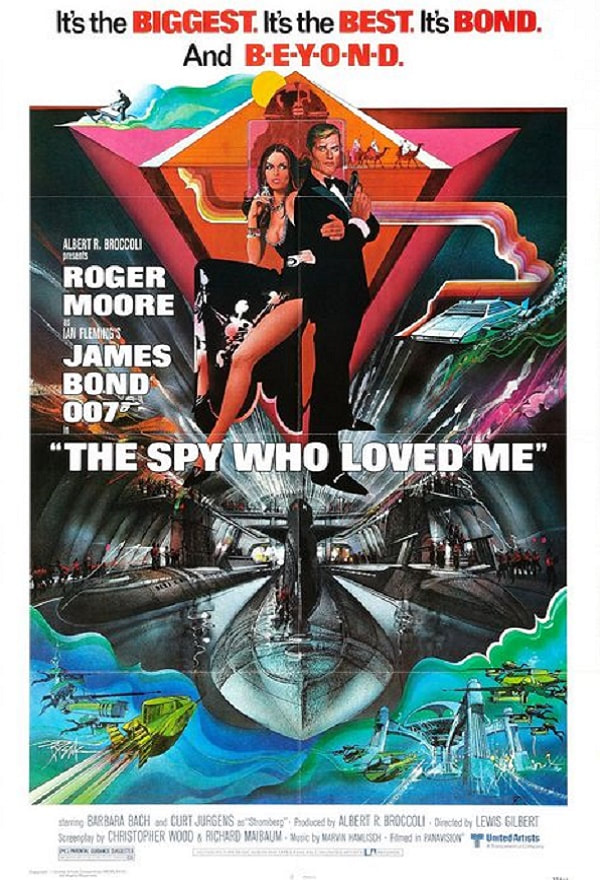The-Spy-Who-Loved-Me-James-Bond-10-movie-1977-poster