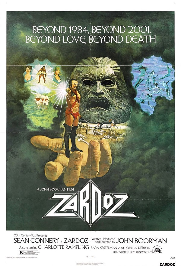 Zardoz-movie-1974-poster