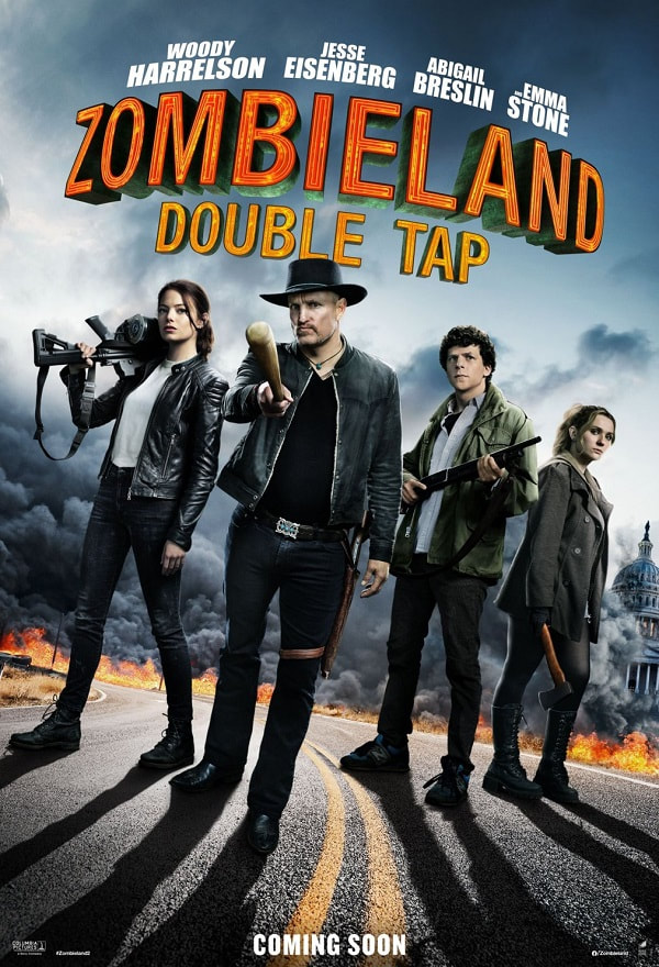 Zombieland-Double-Tap-movie-2019-poster